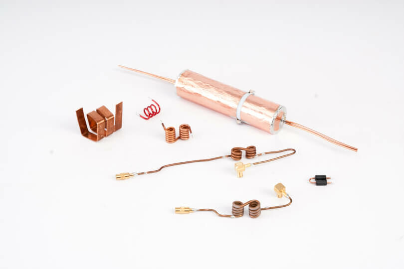 Inductor - High Frequency Medical Application