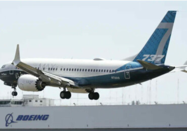 Boeing receives first 737 Max orders since 2019