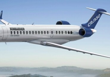 Mitsubishi Buys Bombardier CRJ Series Aircraft Business